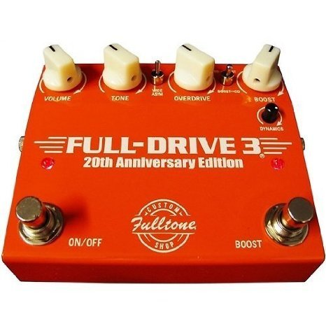 Fulltone Custom Shop Full-Drive 3