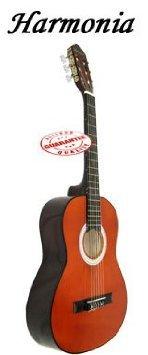 Harmonia Nylon String Guitar 30' Natural 9030N アコースティックギター アコギ ギター