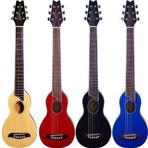 Washburn RO10 ROVER GUITAR ミニアコギ トラベルギター(ナチュラル)