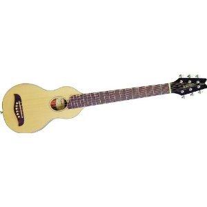 Washburn ワッシュバーン Rover Travel Guitar ギター Natural Satin