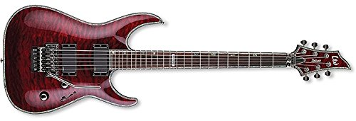 ESP LTD H-1001 FR STBC See Thru Black Cherry エレキギター シースルー ブラック チェリー