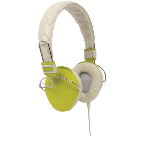 COY9005AGR ラジオ Amplitoneヘッドフォン Crosley社 Green