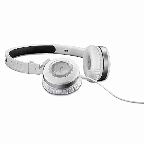AKG ヘッドホン K430 MKII WHITE ポータブル ヘッドフォン