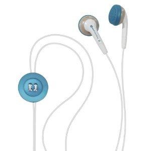 Beyerdynamic DTX 11 iE Aqua Ear Buds (Aqua blue)