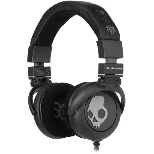 Skullcandy 2011 G.I. Over Ear ヘッドホン (Black/Gray)