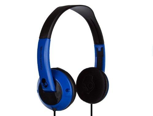 SKULLCANDY UPROCK BLUE BLACKスカルキャンディヘッドフォン