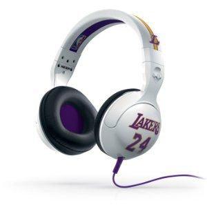 Skullcandy Hesh 2 NBA Kobe Bryant Over-th Headphone Corded ヘッドホン(イヤホン)
