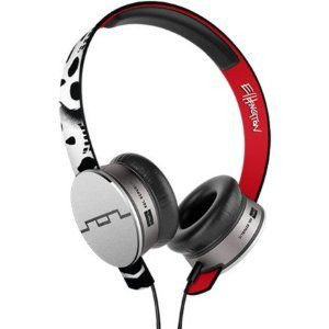 SOL REPUBLIC 1241-ELT TRACKS HD Over Ear Headphones ERIK ELLINGTON V10 Sound Engine ヘッドホン(イ