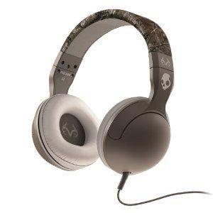 Skullcandy Hesh 2 Realtree Collaboration with Mic Stereo Wired Headphone - Camo/Dark Tan ヘッドホ