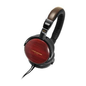 Audio Technica オーディオテクニカ ATHESW9A Portable Wooden Headphone ヘッドフォン あす楽(翌日配送)について 特価 母の日 通勤 安心と信頼のショッピング お見舞