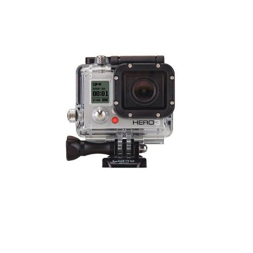 GoPro HD HERO3: White Edition