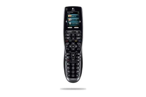 ロジテックh Harmony 900 Rechargeable Remote with Color Screen カラータッチスクリーン搭載高機能ハイ