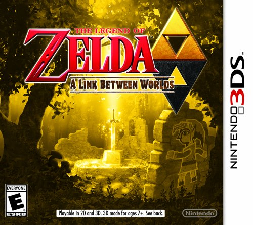 Legend of Zelda: Link Btwn Worlds