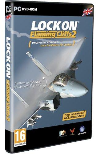 Lock-On Flaming Cliffs 2 (輸入版)