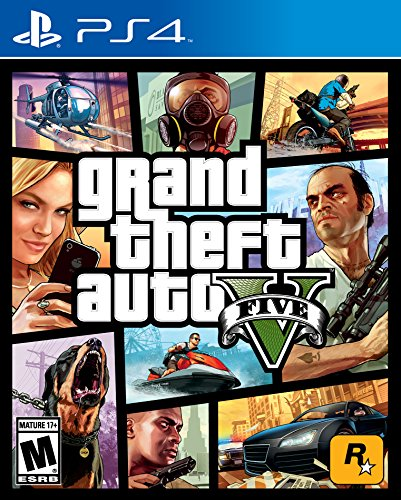 Grand Theft Auto V(北米版)