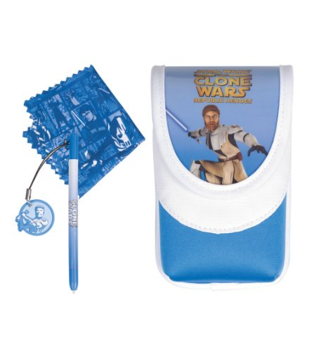 DSi and DS Lite Star Wars: The Clone Wars Game Sleeve Kit - Obi wan (輸入版)