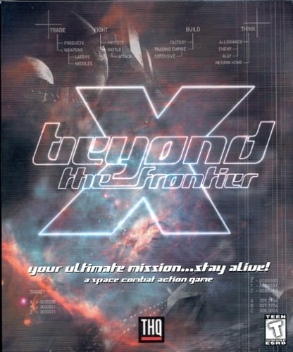 X: Beyond the Frontier (輸入版)