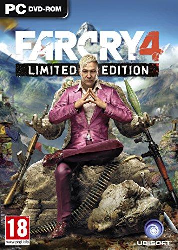 Far Cry 4 Limited Edition(輸入盤)