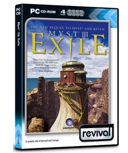 Myst III: Exile (輸入版)