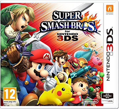 Super Smash Bros for Nintendo 3DS (欧州版)