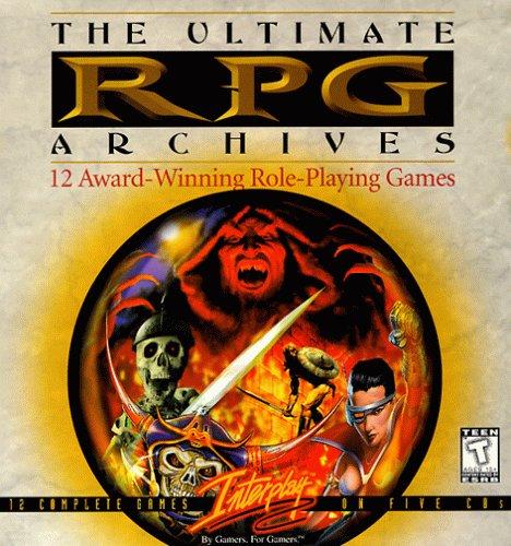 Ultimate RPG Archives (輸入版)