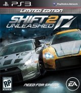 Shift 2 Unleashed Limited Edition(PS3 輸入版 北米 アジア)