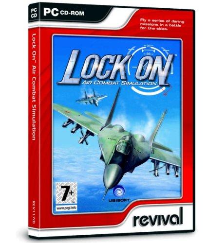Lock On Air Combat Simulation (輸入版)