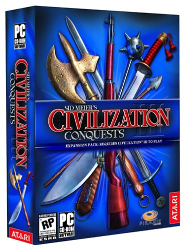 CIVILIZATION III III MB CONQUEST MB, 秀山堂:667a3845 --- olena.ca