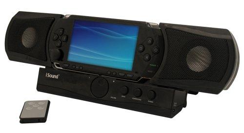 PSP I.Sound Theatre With Wireless Remote (輸入版)
