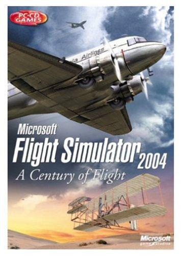 MS FLIGHT SIM 2004 MB(輸入版)
