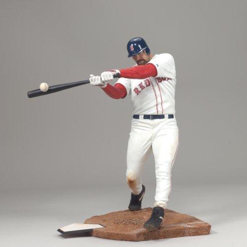 マクファーレントイズ MLB フィギュア エリートチーム ボストン・レッドソックス ケビン・ユーキ