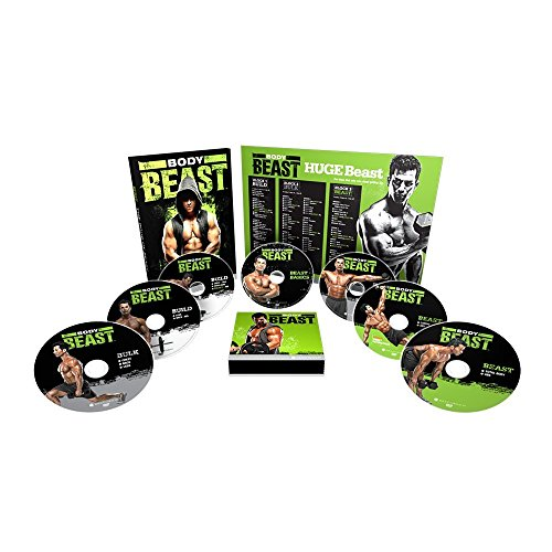 ボディビースト DVDワークアウト - ベースキット(90日で無駄のない筋肉へ)