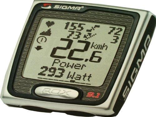 SIGMA シグマ ROX9.1 サイクルコンピュータ