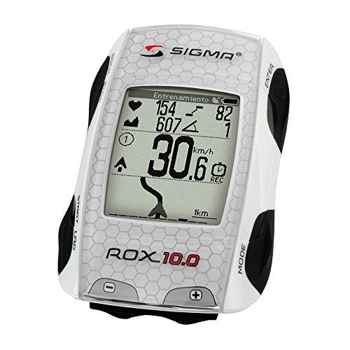 SIGMA シグマ ROX10.0 SET (本体&センサーキット)ホワイト