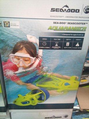 Sea Doo アクアレンジャー 水中小型スクーター