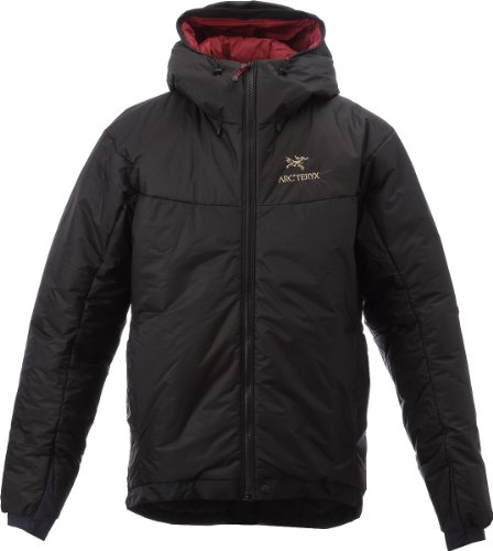 (アークテリクス)ARC'TERYX DUALLY BELAY PARKA 12717 / FALL2013 BLACK XL