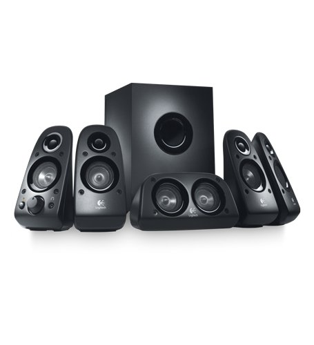 ロジテック スピーカー Logitech Surround Sound Speakers Z506 (980-000430)