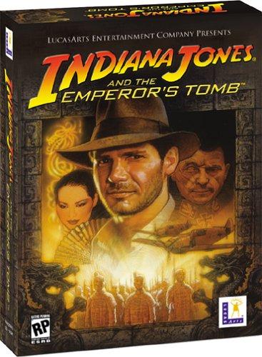 INDIANA JONES AND EMPEROR'S TOMB(輸入版)