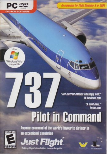 737 Pilot in Command for Flight Simulator X/2004 (輸入版)