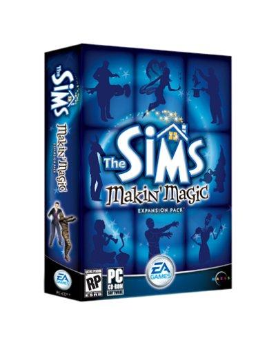 THE SIMS MAKIN MAGIC MB