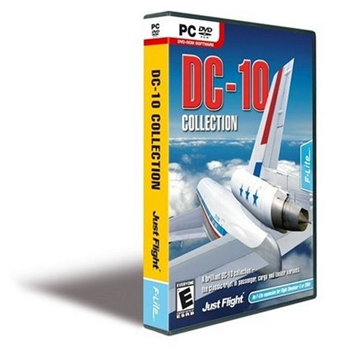DC-10 Collection Expansion for Flight Simulator X & 2004 (輸入版)