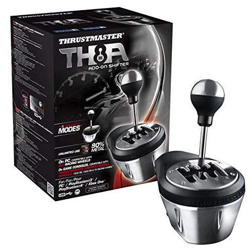 Thrustmaster VG TH8A Add-On Gearbox Shifter for PC, PS3, PS4 and Xbox One