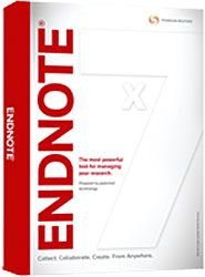 EndNote X7 for Windows/Mac 英語版