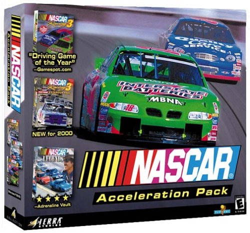 NASCAR Acceleration Pack (輸入版)