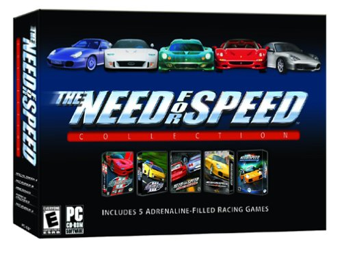 THE NEED FOR SPEED COLLECTION MB