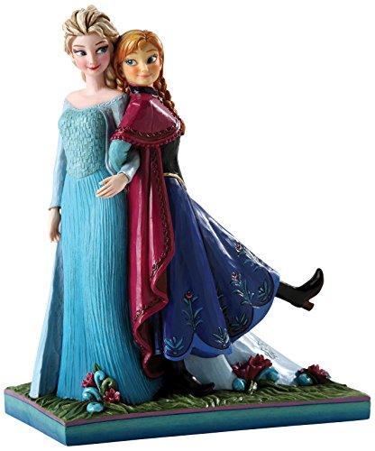 Disney(ディズニー) Frozen ジム・ショワ アナと雪の女王 アナ&エルサ フィギュア Sisters Forever-Ann