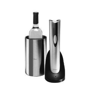 Oster オスター 4208 電動ワインオープナー&保冷ボトルセット