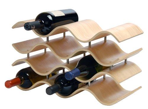 バリワインラック Bali 10-Bottle Wine Rack