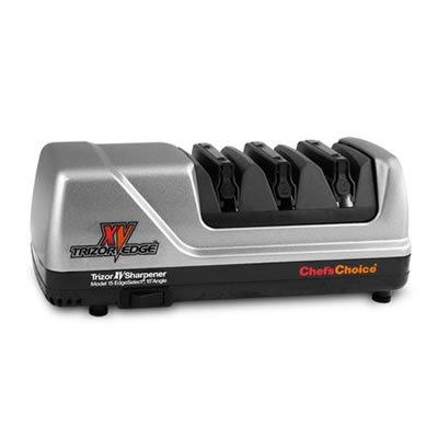 シェフズチョイス 電動包丁研ぎ器 Trizor XV Sharpener EdgeSelect