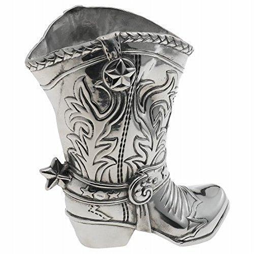 高級 ワインクーラー アルミ Cowboy Boot Wine Bottle Holder カウボーイブーツ ワインボトル ホルダー